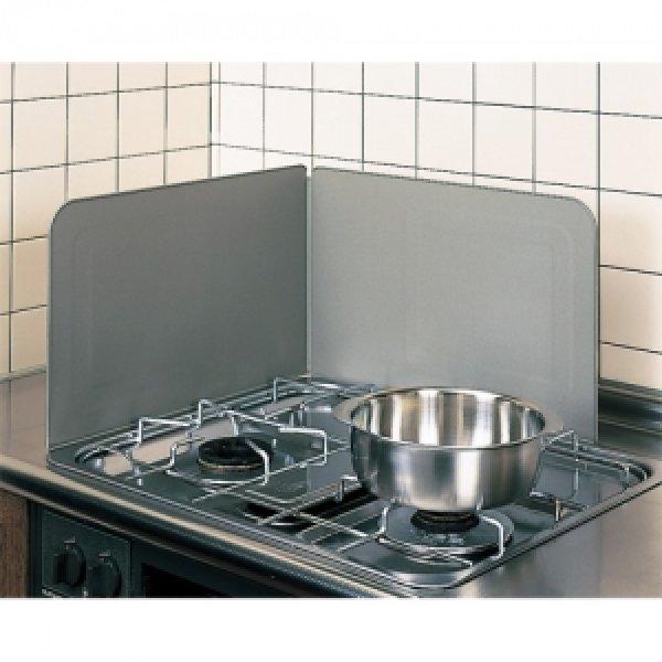 画像1: システムキッチン用オイルガードL型 (1)